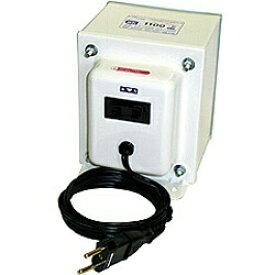 日章工業 NISSYO INDUSTRY 変圧器 (アップダウントランス) 「トランスフォーマ SKシリーズ」(200V⇔100V・容量1100W) SK-1100[SK1100]