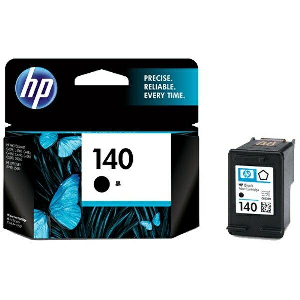 HP ヒューレット・パッカード CB335HJ 純正プリンターインク 140 黒