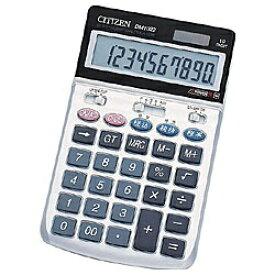 シチズンシステムズ CITIZEN SYSTEMS セミデスクサイズ型電卓 (10桁) DM1022Q[DM1022Q]