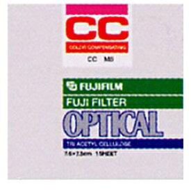 富士フイルム FUJIFILM CCフィルター CC M-5 マゼンタ 7.5×7.5[M5]
