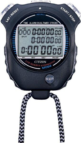 リズム時計 ストップウオッチ LC058-A02[LC058A02]