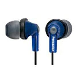 パナソニック Panasonic RP-HJE150-A イヤホン カナル型 RP-HJE150 ブルー [φ3.5mm ミニプラグ][RPHJE150A] panasonic