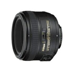 ニコン Nikon カメラレンズ AF-S NIKKOR 50mm f/1.4G NIKKOR(ニッコール) ブラック [ニコンF /単焦点レンズ][AFS50MMF14G]