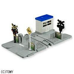 タカラトミー プラレール J-18 小さな踏切(トミカタウン対応)