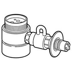 【送料無料】 パナソニック Panasonic 食器洗い乾燥機用 分岐水栓 CB-SMF6[CBSMF6] panasonic