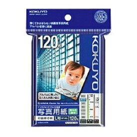 """コクヨ KOKUYO """"IJP用写真用紙"""" 印画紙原紙 高光沢・薄手 (L判・120枚) KJ-D13L-120[KJD13L120]【wtcomo】"""