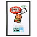 【あす楽対象】 ハクバ 木製額縁 「ピクスリア」(A3ノビ/ブラック) FWPX-BKA3N