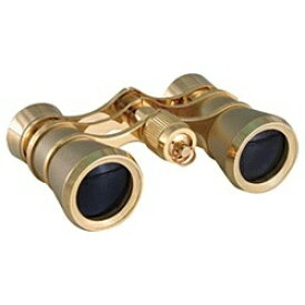 サファリ SAFARI 3倍双眼鏡 「SA-58CF 3×25mm」 オペラグラス(ゴールド)[SA58CF3X25]