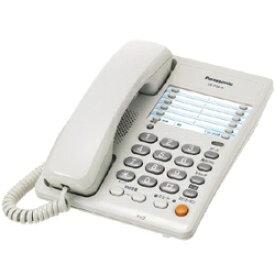 パナソニック Panasonic VE-F39 電話機 ホワイト [子機なし][電話機 本体 VEF39] panasonic