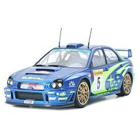タミヤ TAMIYA 1/24 スポーツカーシリーズ No.240 スバル インプレッサ WRC 2001