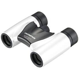 オリンパス OLYMPUS 8倍双眼鏡 「Trip light(トリップ ライト)」(パールホワイト) 8×21 RC II[8X21RCIIパールホワイト]