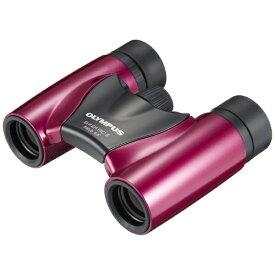 オリンパス OLYMPUS 8倍双眼鏡 「Trip light(トリップ ライト)」(マゼンタ) 8×21 RC II[8X21RCIIマゼンタ]