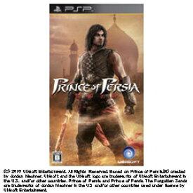 ユービーアイソフト Ubisoft プリンス・オブ・ペルシャ 忘却の砂【PSPゲームソフト】