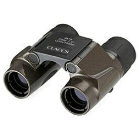 ナシカ光学 NASHICA 6倍双眼鏡「CLACCS」6×18DCF-IFF(ブラウン)[6X19DCFIFF]