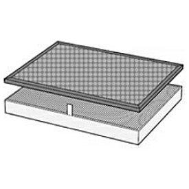 シャープ SHARP 【空気清浄機用フィルター】 セット (集じん+脱臭(制菌フィルター付)・各2個入り) FZ-80BHF[FZ80BHF]