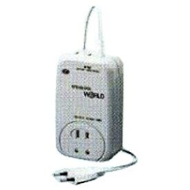 スワロー電機 SWALLOW 変圧器 (ダウントランス) WORLD-120W[WORLD120W]【ribi_rb】