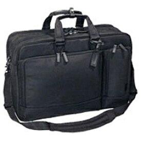服部 HATTORI RYU'S ONE(リューズワン) ビジネスバッグ 10-2543 ブラック 【メーカー直送・代金引換不可・時間指定・返品不可】