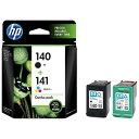 HP エイチピー CN711AA 純正プリンターインク 140 黒・3色カラー[CN711AA]【wtcomo】