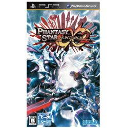 セガゲームス ファンタシースターポータブル2 インフィニティ【PSPゲームソフト】