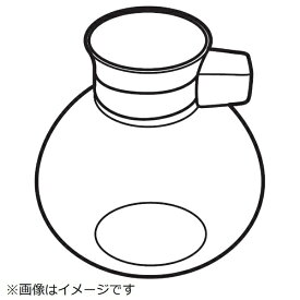 ツインバード TWINBIRD ガラスサーバー CM-AF67[CMAF67]