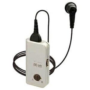 シナノケンシ Shinano Kenshi 【アナログ補聴器】美聴だんらん PH200JPS(ポケット型/シルバー)