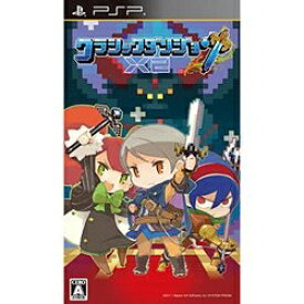 日本一ソフトウェア Nippon Ichi Software クラシックダンジョンX2【PSP】