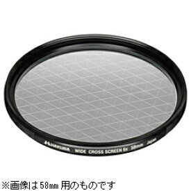 ハクバ HAKUBA 52mm ワイドクロススクリーンフィルター 6× CF-WCS652[CFWCS652]