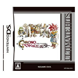 スクウェアエニックス SQUARE ENIX ULTIMATE HITS クロノ・トリガー【DSゲームソフト】