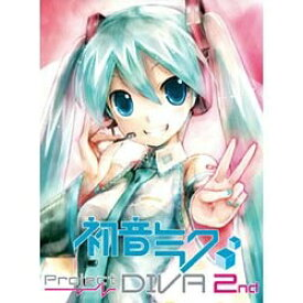 セガ SEGA 初音ミク -Project DIVA- 2nd お買い得版 通常版【PSPゲームソフト】