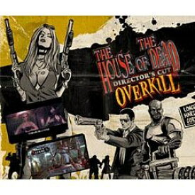 セガゲームス SEGA Games The House of The Dead: OVERKILL Director's Cut【PS3ゲームソフト】[THEHOUSEOFTHEDEAD:OV]