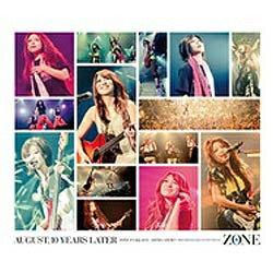 ソニーミュージックマーケティング ZONE/「10年後の8月・・・」ZONE復活しまっSHOW!!〜同窓会だよ全員集合!〜 【ブルーレイ ソフト】