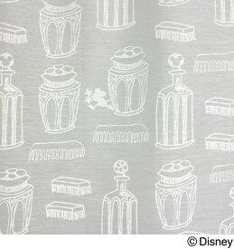 スミノエ SUMINOE レースカーテン チャーミングボトル(100×133cm/ホワイト)【日本製】[M1013100X133]