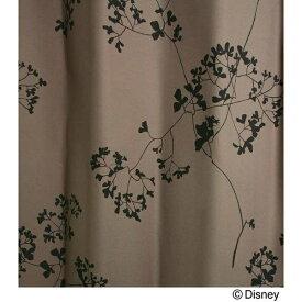 スミノエ SUMINOE ドレープカーテン トウィッグリーフ(100×178cm/パープル)【日本製】[M1003100X178]