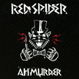 ビクターエンタテインメント Victor Entertainment RED SPIDER/AH MURDER 【音楽CD】