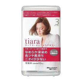 資生堂 shiseido TIARA(ティアラ)クリームヘアカラー 3【rb_pcp】