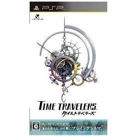 レベルファイブ LEVEL5 タイムトラベラーズ【PSPゲームソフト】
