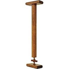 浅香工業 金象印 耐震用木製つっぱりポール M(使用高さ範囲:H450〜570mm)