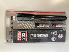 MAGLITE マグライト SP2P01H ペンライト ミニマグライト LED PRO ブラック [LED /単3乾電池×2]
