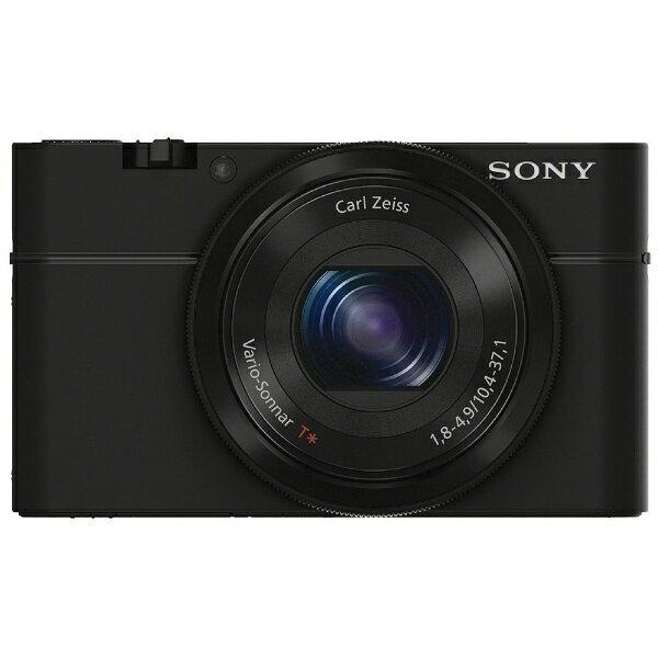 【送料無料】 ソニー コンパクトデジタルカメラ Cyber-shot(サイバーショット) DSC-RX100[DSCRX100]