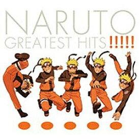 ソニーミュージックマーケティング (アニメーション)/NARUTO GREATEST HITS!!!!! 期間生産限定盤 【CD】