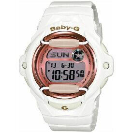 カシオ CASIO Baby-G(ベイビージー) 「Pink Gold Series(ピンクゴールドシリーズ)」 BG-169G-7JF[BG169G7JF]