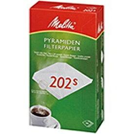 メリタ Melitta ピラミッドフィルター(100枚入) PA202S[PA202S]