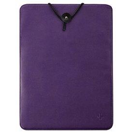 トリニティ Trinity スリーブケース[MacBook Air 13inch用]Book Sleeve Air(パープル) TR-BSAIR13-PP[TRBSAIR13PP]