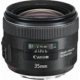 キヤノン CANON カメラレンズ EF35mm F2 IS USM ブラック [キヤノンEF /単焦点レンズ][EF3520IS]