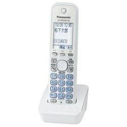 パナソニック Panasonic コードレス増設子機 KX-FKD503(ホワイト)[KXFKD503] panasonic