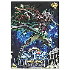 バンダイビジュアル BANDAI VISUAL 聖闘士星矢Ω 6 【DVD】