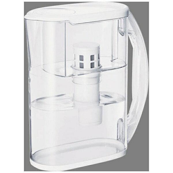 三菱ケミカルクリンスイ ポット型浄水器 「ポットシリーズ クリンスイCP207」(浄水部容量2.0L) CP207-WT [生産完了品 在庫限り][CP207WT]