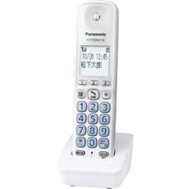 パナソニック Panasonic KX-FKD602-W 増設子機 ホワイト [コードレス][KXFKD602] panasonic