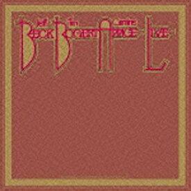 ソニーミュージックマーケティング ベック・ボガート&アピス/ベック・ボガート&アピス・ライヴ・イン・ジャパン 【音楽CD】