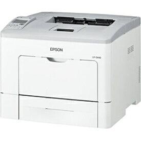 エプソン EPSON LP-S440DN モノクロレーザープリンター Offirio(オフィリオ) ホワイト [はがき〜A4][LPS440DN]【プリンタ】